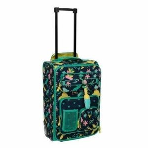 "CRCKT 18"" Kids Carry On Suitcase, Cactus"